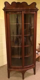 Victorian Secretary Desk by Curio Cabinet Victorian Walnut Curio Cabinetantique Cabinet