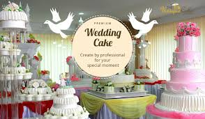 wedding cake tangerang takadeli home
