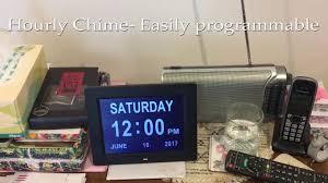 ivation clock 8