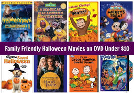 Family Friendly Halloween Movies On Dvd Under 10 Become A