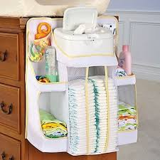 Changing Table Side Organizer Changing Table Side Organizer Shelby
