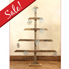 ornament christmas tree rustic decor wood christmas tree