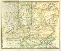 Map Of Central Illinois by Mapping Chicago And The Midwest 1688 U20131906 Digital Collections