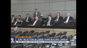 palm beach gardens homeowners headed to court suing builder after
