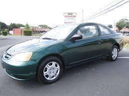 honda civic 2001 coupe sold 2001 honda civic lx manual 5 speed meticulous motors