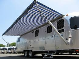 Trailer Awning Zip Dee Relax 12v Power Patio Awning For Airstream Travel Trailers