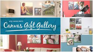 canvas gift gallery easy canvas prints blog