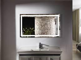 bathroom mirrors led bathroom mirror good home design lovely and