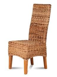 Indoor Wicker Dining Room Chairs Dining Room Wicker Side Chairs Rattan Dining Chairs