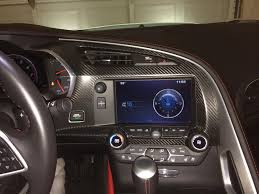 corvette dashboard carbon fiber dash install step by step corvetteforum