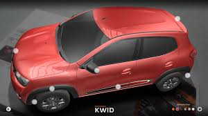 renault kwid red colour renault kwid r a digital android apps on google play