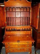 Pictures Of Antique Desks Cherry Antique Desks U0026 Secretaries 1800 1899 Ebay