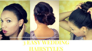 3 easy wedding hairstyles in 9 minutes clip in hair extensions