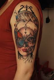 80 frightening and meaningful skull tattoos nenuno creative