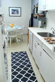 Damask Kitchen Rug Black And White Damask Kitchen Rug Best Rugs Home Design Ideas
