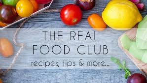 the real food club is here my food u0026 happiness