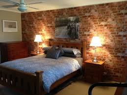 Bedroom Accent Wall Bedroom Accent Wall Wallpaper Creative Round Frame Wood Wall