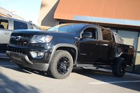 chevy colorado chrome with black on chevy images tractor service