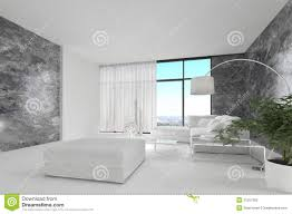 Home Design 3d Create Your Home Simply And Quickly Awesome Pure White Loft Living Room Architecture Interior