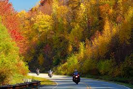 east coast motorcycle rally fall foliage reunion october 12