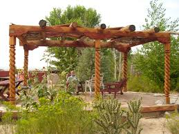 spiral fluting columns for pergola albuquerque las cruces