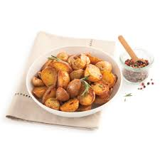 cuisiner la pomme de terre pommes de terre grelots à l érable recettes cuisine et nutrition