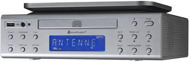 radio küche küchenradio unterbauradio cd mp3 player usb aux in küche radio