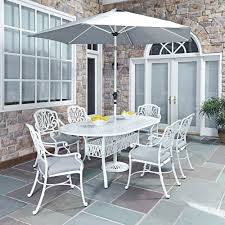 White Patio Dining Set by White Outdoor And Patio Furniture Bellacor