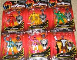 power rangers mystic force winter 05 toys toy guide power