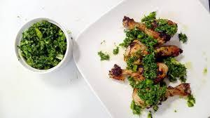 cuisine ricardo com baked chicken with chimichurri sauce recipe ricardo cuisine