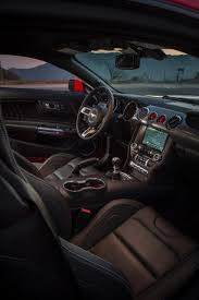 Mustang Gt 2015 Interior 2016 Ford Mustang Gt Review