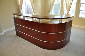build a reception desk plans custom house woodworking