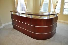 Build A Reception Desk Plans by Build A Reception Desk Plans Custom House Woodworking