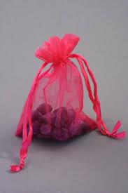 pink organza bags fuchsia organza gift bags trade supplier