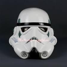star wars original white stormtrooper helmet mask stormtrooper