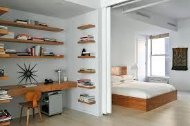 Modern Floating Desk Floating Shelf Desk Floating Desk Home Office Transitional With