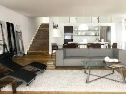 aménagement cuisine salle à manger amnagement salle manger salon trendy idee amenagement cuisine