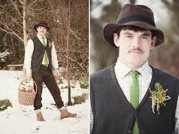 groomsmen attire for wedding picture of cool winter wedding grooms attire ideas