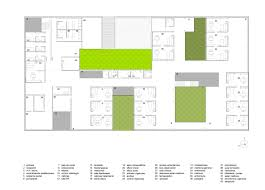 Health Center Floor Plan Muros Health Center Irisarri Piñera Arquitectos Archdaily