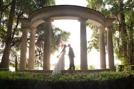 inexpensive wedding venues in orlando a beautiful wedding at kraft azalea gardens in winter park fl