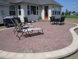 Cost Of Brick Patio Cost Of Brick Patio Pavers Home Design Ideas