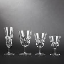 louis bicchieri bicchieri di cristallo servizio di louis expertissim