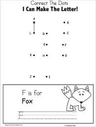 free letter e writing and dot to dot worksheet alphabet