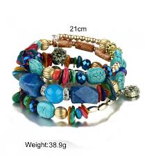 free size bracelet images Beautiful bracelets with different colors of beads free size jpg