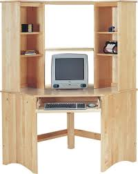 Corner Desk Hutch Vermont Precision Woodworks