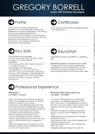 Software Developer Resume Environmental Engineer Resume Sample 3 A Software Engineer Resume