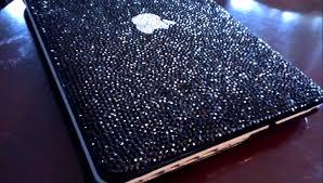 made 2 order macbook pro rhinestone case youtube