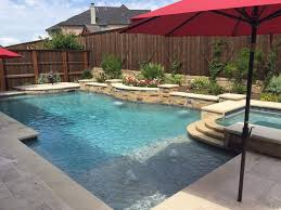The formal pools that Hobert Pools & Spas offers keeps your