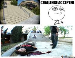 Challenge Fails Meme Skateboard Fail By Obycos Meme Center