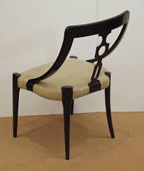 handsome black lacquer dining room chairs std15 daodaolingyy com